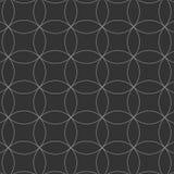 Kreis-Musterdesign Stockfotografie