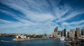 Kreis-Quay bei Sydney Australia Lizenzfreies Stockbild