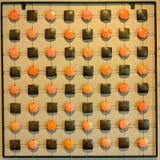 Kreise und Quadrate lizenzfreies stockfoto
