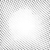 Kreiselement-Halbtonhintergrund Stockbild