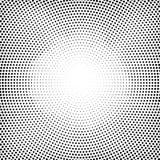Kreiselementkreis-Halbtonhintergrund Stockfoto