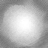 Kreiselementkreis-Halbtonhintergrund Lizenzfreie Stockbilder
