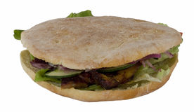 Kreiselkompasse (kebab) Lizenzfreies Stockfoto