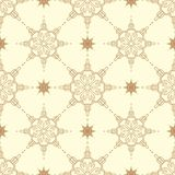 Kreisförmiger nahtloser ethnischer Hintergrund mandala Stilisierte Spitze Inderverzierung Stockbilder