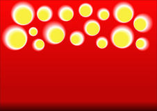 Kreiskunsthintergrund Stockfoto