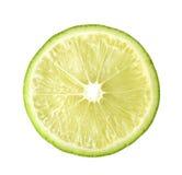 Kreisscheibe der Zitrone ist freshess und Natur Stockfoto