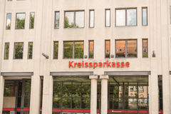 Kreissparkasse munich Stock Photography