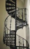 Kreistreppe Stockbilder
