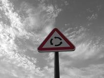 Kreisverkehr Lizenzfreie Stockfotos