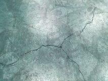 Krekingowa podłoga Zdjęcie Stock