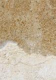 Krekingowy cement ściany architektury szczegółu tło Obraz Stock