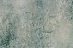 Krekingowy cementowy tekstury tło Obraz Royalty Free