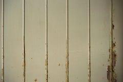 Krekingowy drzwi Zdjęcie Stock