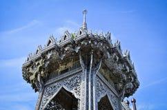 Krematorieugn i thai stil Arkivbilder