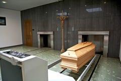 krematorium Zdjęcia Stock