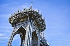 Krematorium w tajlandzkim stylu Zdjęcie Royalty Free