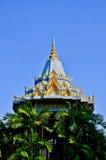 Krematorium w tajlandzkim stylu Obrazy Royalty Free
