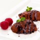 Kremeis-Schokolade Lizenzfreies Stockbild