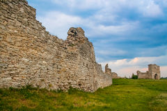 Kremenets fortress (13th century), Ukraine Stock Photography