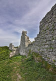 Kremenetsky castle XII-XVI century Stock Photo