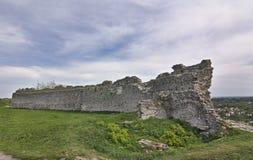Kremenetsky castle XII-XVI century Stock Photos