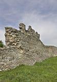 Kremenetsky castle XII-XVI century Royalty Free Stock Photography