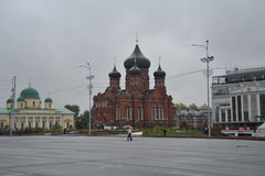 Kreml à Tula, vieille ville photo stock