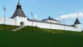 Kreml. Kazan Kreml in Tatarstan Republic Stock Photo
