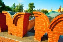 Kreml Arkivfoton