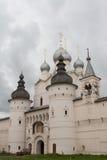 Kreml av Rostov det stort Fotografering för Bildbyråer