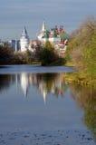 Kreml i Izmaylovo Arkivbilder