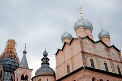 Kreml i Rostov, Ryssland Royaltyfria Bilder