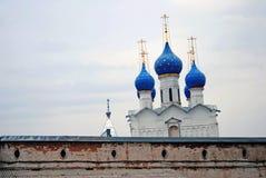 Kreml i Rostov, Ryssland Royaltyfri Foto