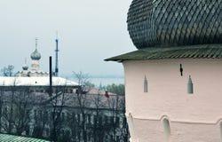 Kreml i Rostov, Ryssland Arkivbild
