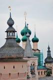 Kreml i Rostov, Ryssland Royaltyfria Foton