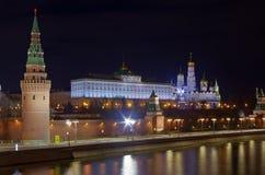 Kreml, Kremlinvallning royaltyfria foton