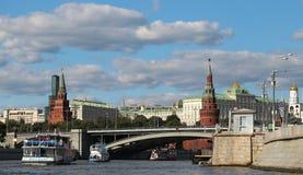 kreml Moscow Obraz Stock