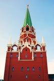 kreml Moscow Kolor fotografia Fotografia Royalty Free