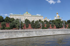 kreml Moscow Rosja Fotografia Royalty Free