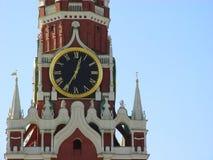 kreml Moscow Rosji obraz royalty free