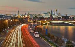kreml Moscow Rosji Zdjęcia Royalty Free