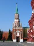 Kremlin à Moscou Photographie stock libre de droits