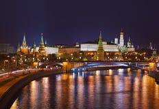 Kremlin à Moscou Russie image libre de droits