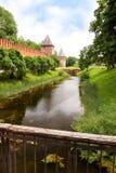 kremlin старый smolensk стоковые фото