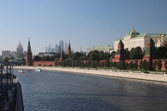 kremlin photographie stock