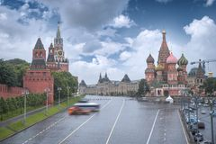 kremlin royalty-vrije stock afbeelding