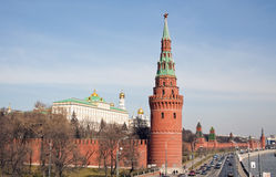 Kremlin Royalty Free Stock Photography