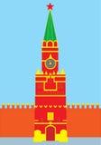 kremlin Arkivfoto