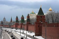 Kremlin foto de archivo