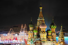Kremlin Foto de Stock Royalty Free